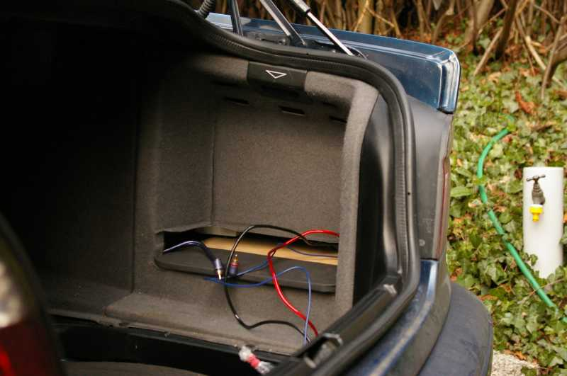 making the net work adding a subwoofer to a bmw 5 series e39 rh vastmeridian blogspot com